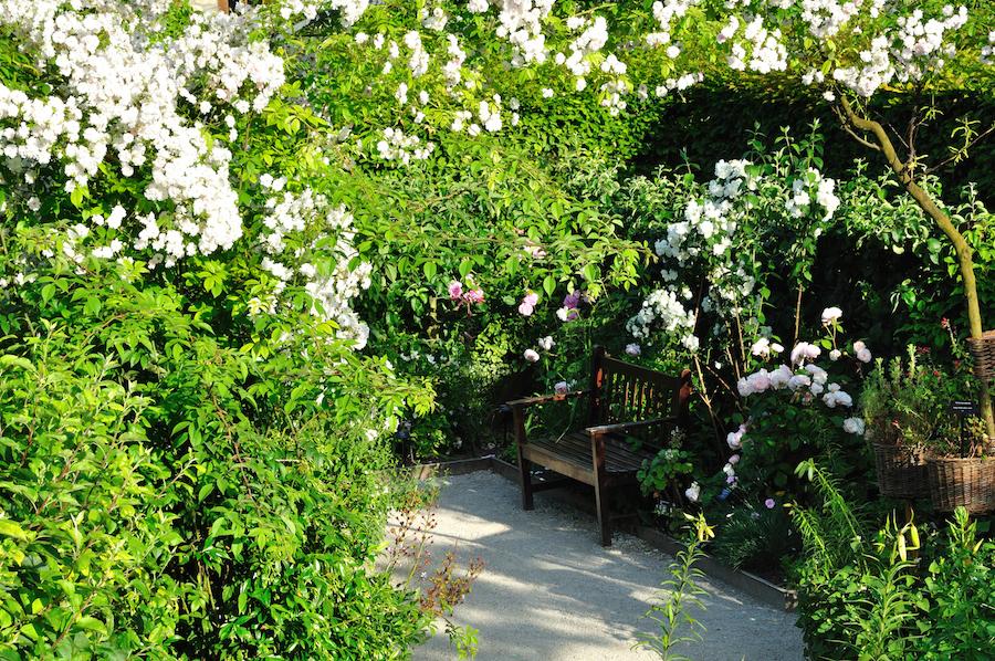 High Quality Le Jardin Des Cinq Sens