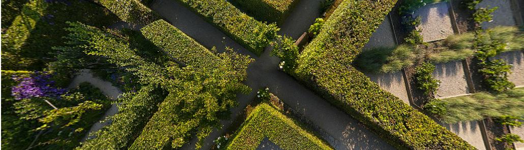 The garden of five senses yvoire france geneva lake for Jardin 5 sens yvoire