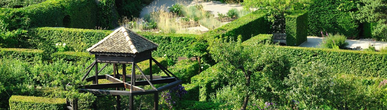 visite yvoire le jardin des cinq sens jardin remarquable. Black Bedroom Furniture Sets. Home Design Ideas