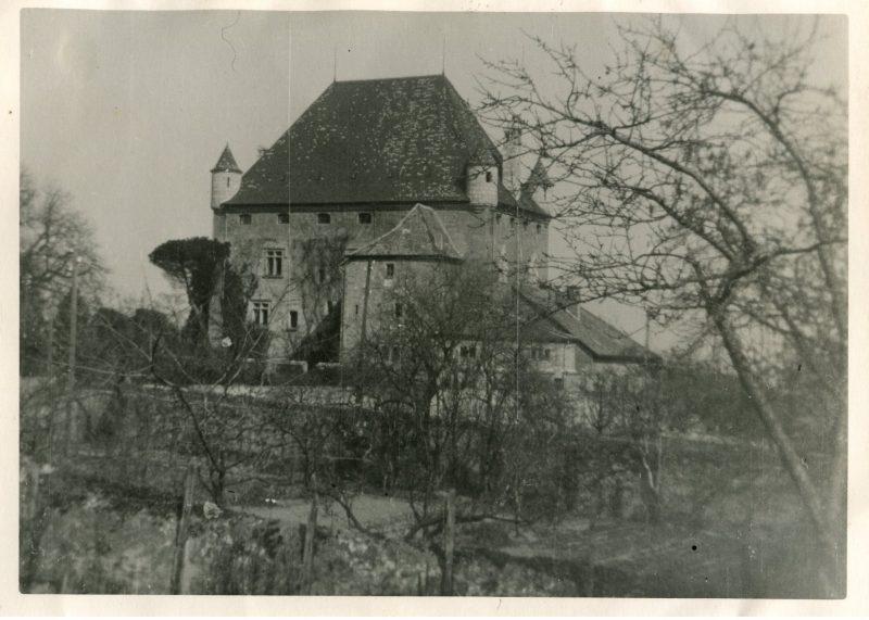 Château de Haute-Savoie, France