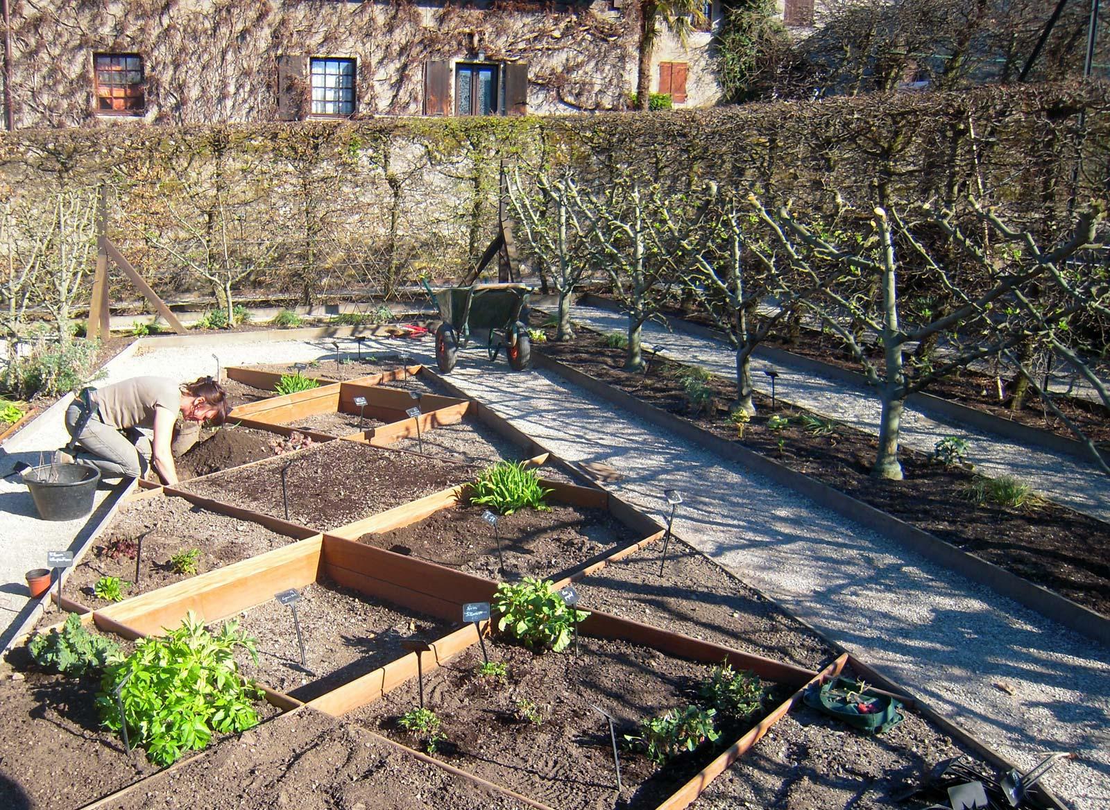Du jardin du go t l echiquier des saveurs le jardin for Le jardin des 5 sens nantes