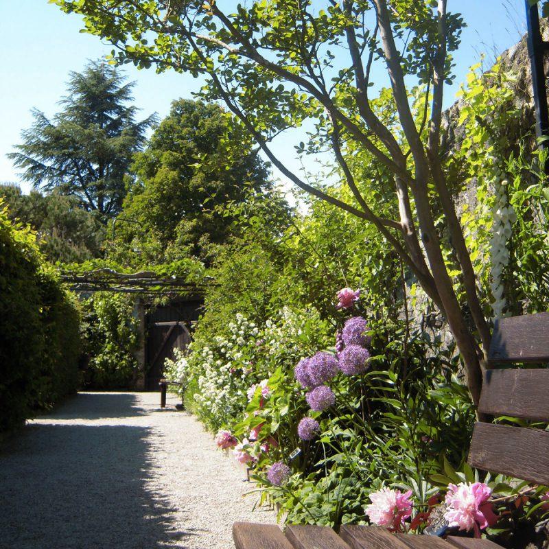 Le jardin des cinq sens yvoire jardin remarquable for Jardin remarquable
